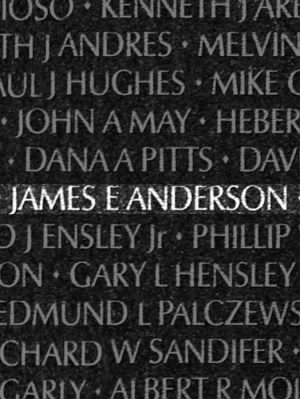 James Edward Anderson