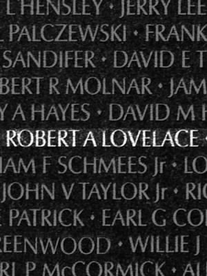 Robert Alan Lovelace