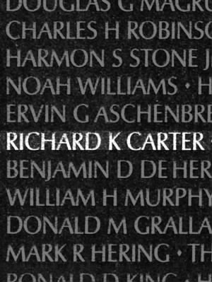 Richard Kenneth Carter