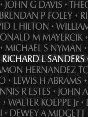 Richard Lee Sanders