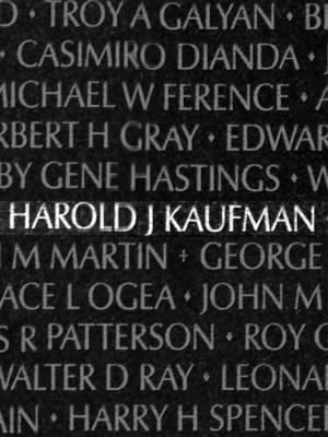 Harold James Kaufman
