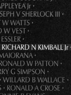 Richard Nelson Kimball Jr