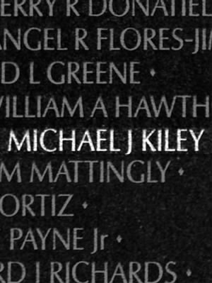 Michael James Kiley