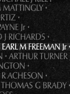 Earl Marvin Freeman Jr