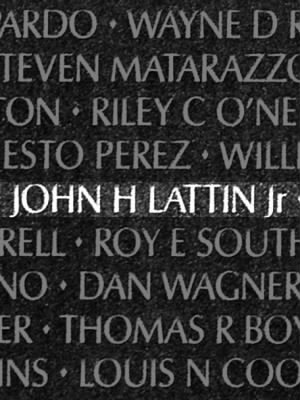 John H Lattin Jr