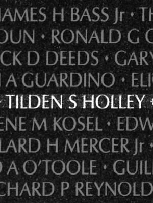 Tilden Stewart Holley