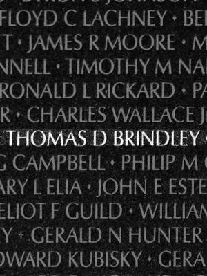 Thomas Drew Brindley