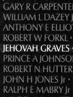 Jehovah Graves
