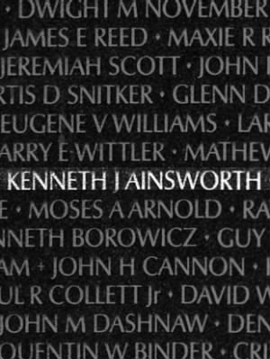 Kenneth John Ainsworth
