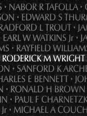 Roderick Michael Wright