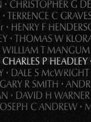 Charles Paul Headley