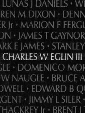 Charles William Eglin III