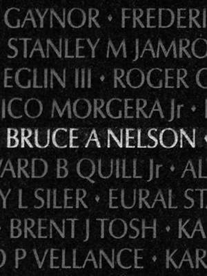 Bruce Anthony Nelson