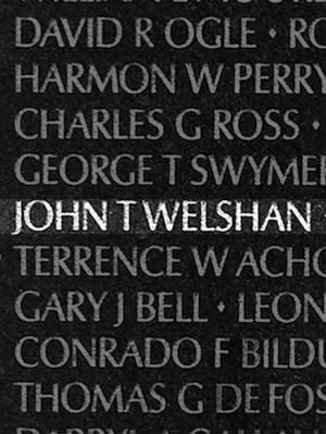 John Thomas Welshan