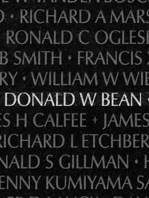 Donald Wayne Bean