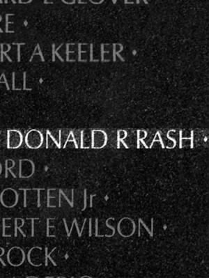 Donald Ray Rash