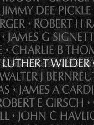 Luther Tommy Wilder