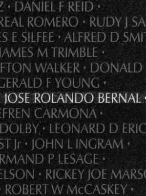 Jose Rolando Bernal