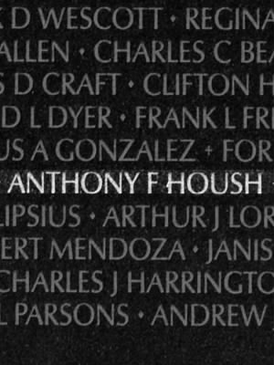 Anthony Frank Housh
