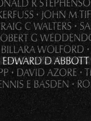 Edward Donald Abbott