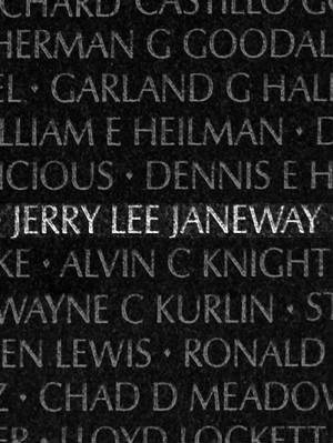Jerry Lee Janeway