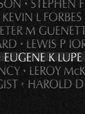 Eugene Kenneth Lupe