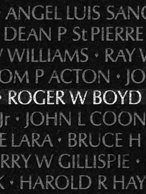 Roger William Boyd