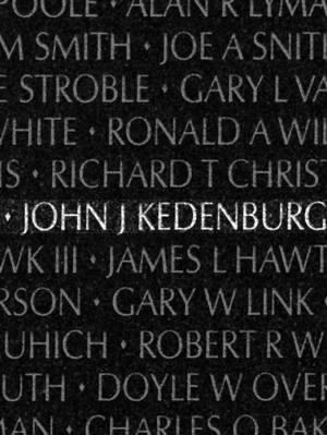 John James Kedenburg