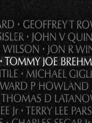 Tommy Joe Brehm