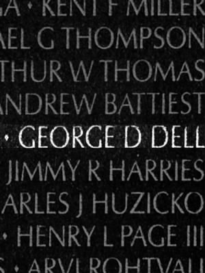 George Douglas Dell