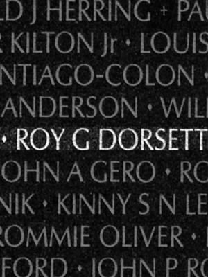 Roy Geread Dorsett