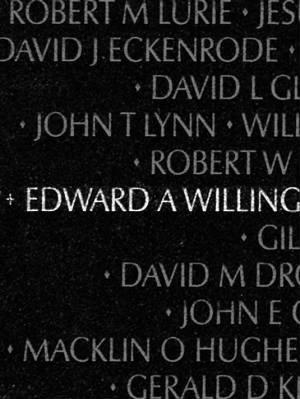 Edward Arle Willing