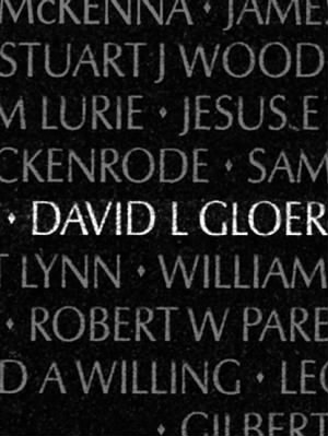 David Lawrence Gloer