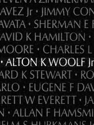 Alton Kenneth Woolf Jr