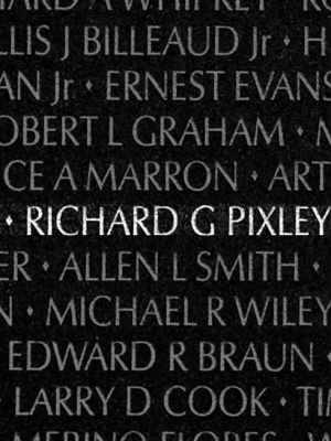 Richard Gordon Pixley