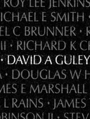 David Anthony Guley