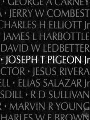 Joseph Thomas Pigeon Jr