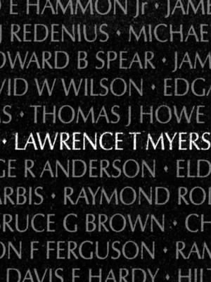 Lawrence Thomas Myers
