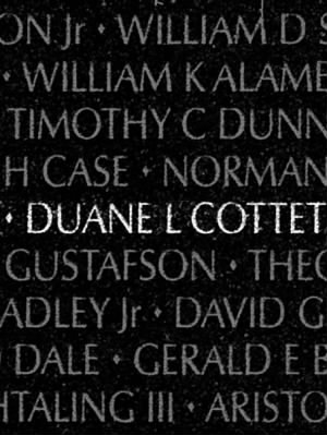 Duane Lee Cottet