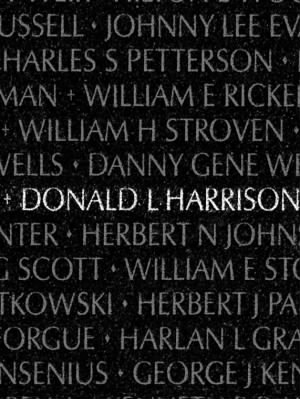 Donald Lee Harrison