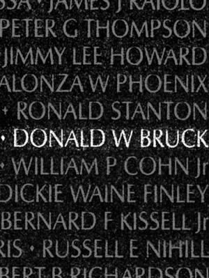 Donald William Bruck