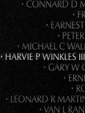 Harvie Perry Winkles III
