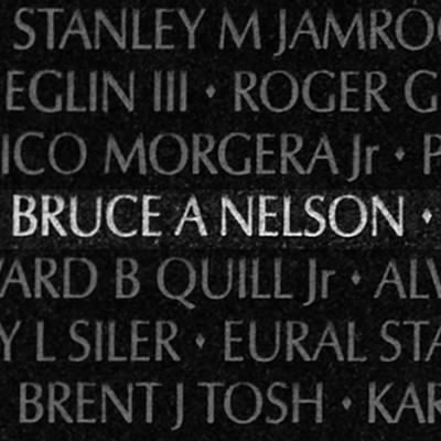 Bruce A Nelson