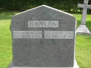 Hanlon Family Headstone.jpg