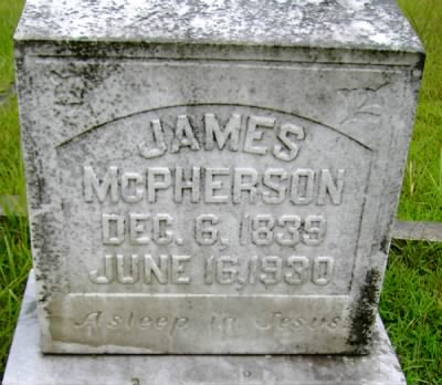 James McPherson Marker.jpg