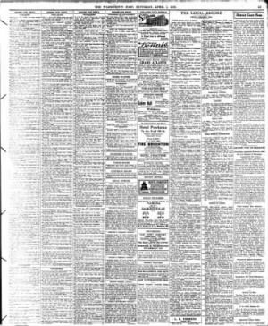 George W. BALLENGER ob notice, Washington Post1916.jpg